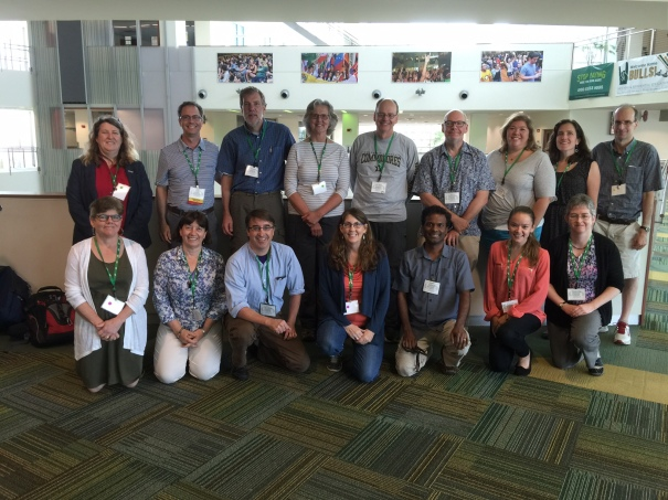 GeoCUR Councilors from the Annual Business Meeting in Tampa, FL (June 2016)